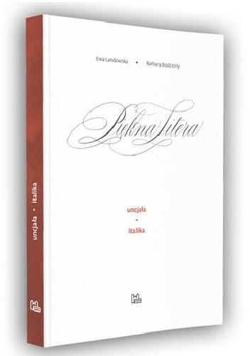 Okładka książki Piękna Litera