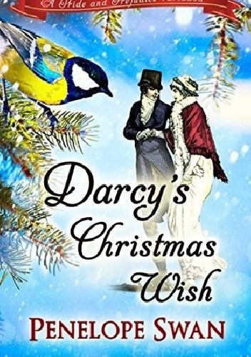 Okładka książki Darcy's Christmas Wish