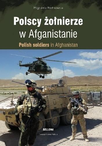 Okładka książki Polscy żołnierze w Afganistanie