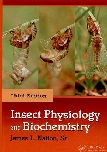 Okładka książki Insect physiology and biochemistry