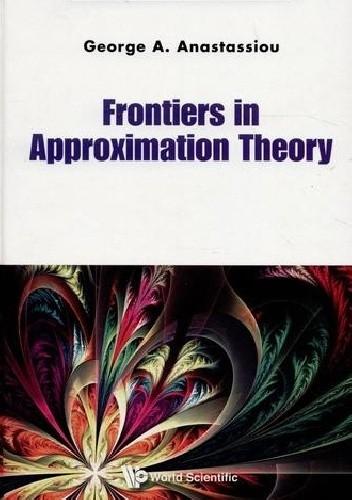 Okładka książki Frontiers in approximation theory