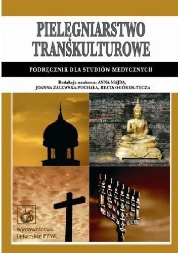 Okładka książki Pielęgniarstwo transkulturowe