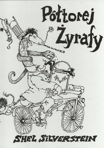 Okładka książki Półtorej Żyrafy