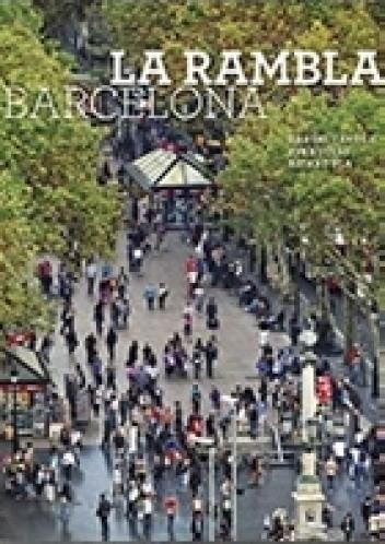 Okładka książki La Rambla Barcelona
