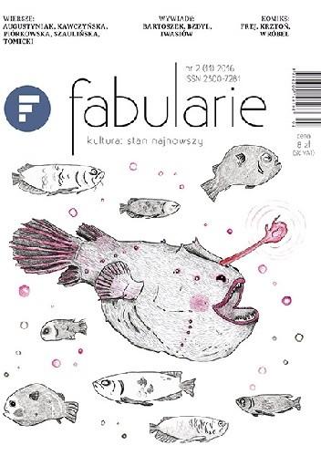 Okładka książki Fabularie nr 2 (11) 2016