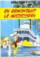Lucky Luke - En Remontant le Mississippi