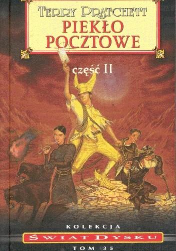 Okładka książki Piekło pocztowe, część 2