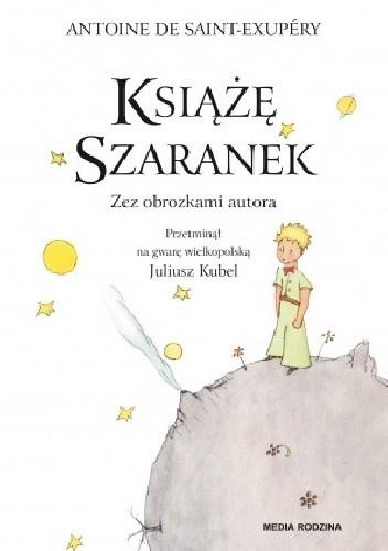 Okładka książki Książę Szaranek