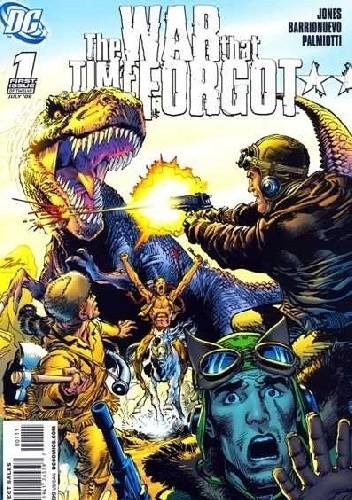 Okładka książki War that Time Forgot #1