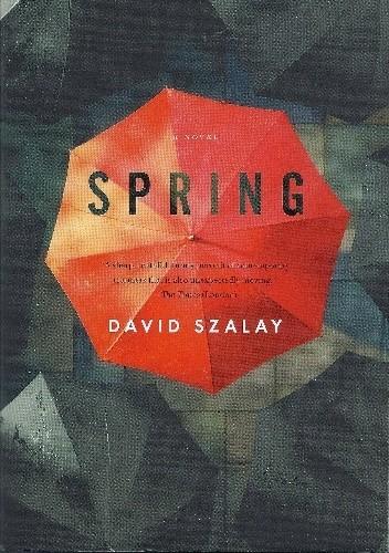Okładka książki Spring