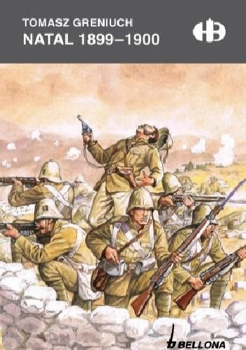 Okładka książki Natal 1899-1900