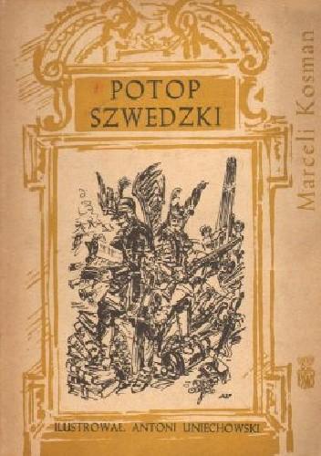Okładka książki Potop szwedzki