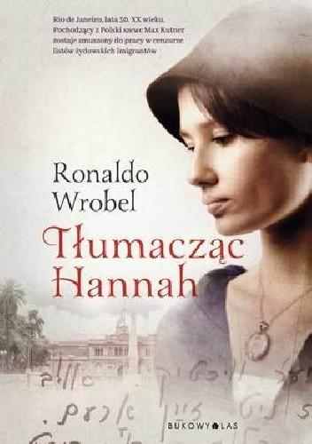 Okładka książki Tłumacząc Hannah