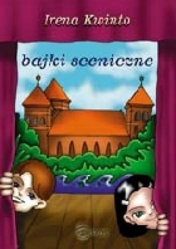 Okładka książki Bajki sceniczne