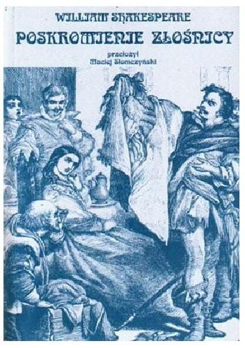 Okładka książki Poskromienie złośnicy