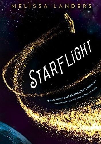 Okładka książki Starflight
