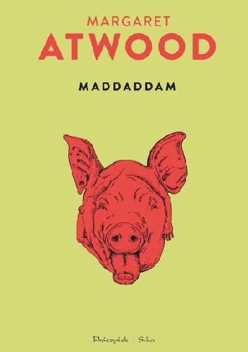 Okładka książki MaddAddam