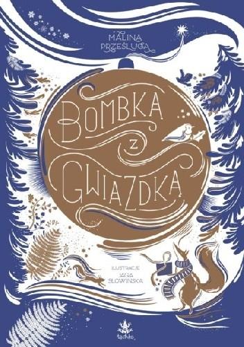Okładka książki Bombka z gwiazdką