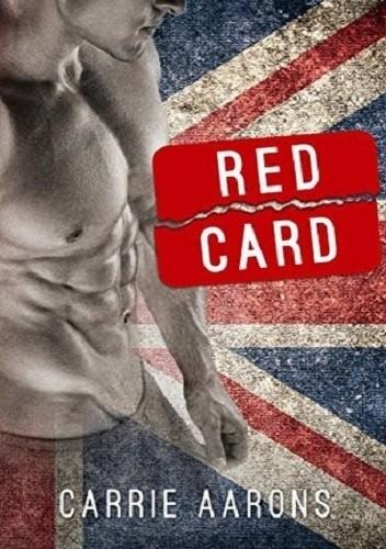 Okładka książki Red Card