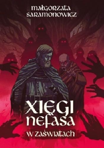 Okładka książki Xięgi Nefasa. W zaświatach