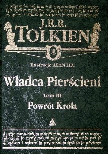 Okładka książki Władca Pierścieni tom 3 - Powrót Króla