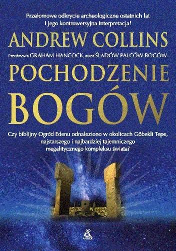 Okładka książki Pochodzenie bogów