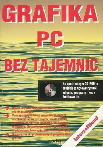 Okładka książki Grafika PC bez tajemnic