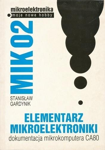 Okładka książki MIK02. Elementarz mikroelektroniki