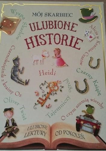 Okładka książki Mój Skarbiec. Ulubione historie