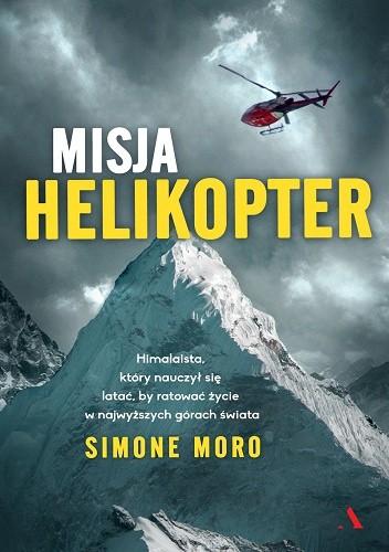 Okładka książki Misja helikopter