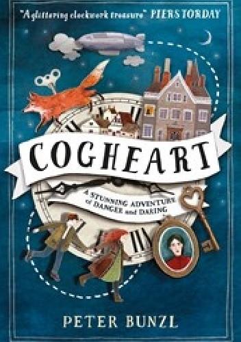 Okładka książki Cogheart