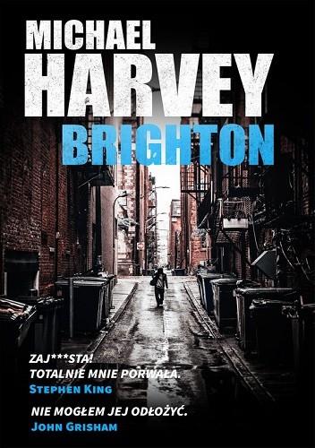 Okładka książki Brighton