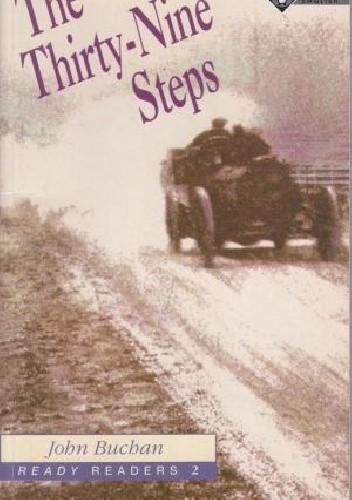 Okładka książki The Thirty-Nine Steps