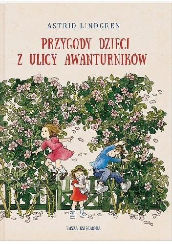 Okładka książki Przygody dzieci z ulicy Awanturników