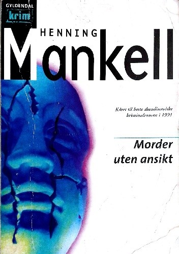 Okładka książki Morder uten ansikt