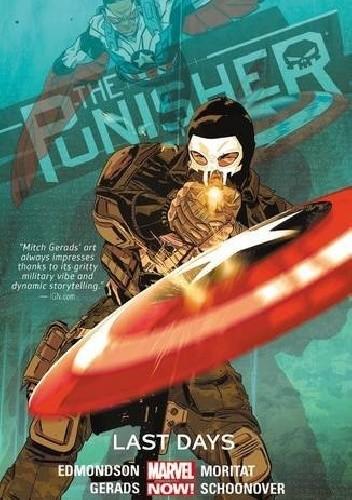 Okładka książki The Punisher Volume 3: Last Days
