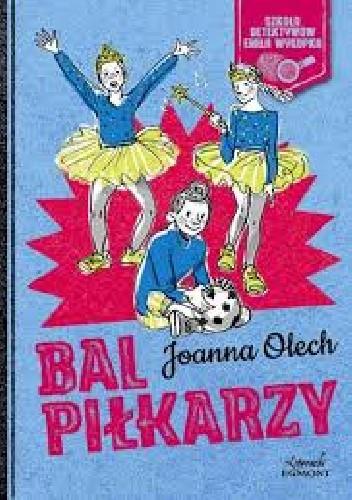 Okładka książki Bal piłkarzy