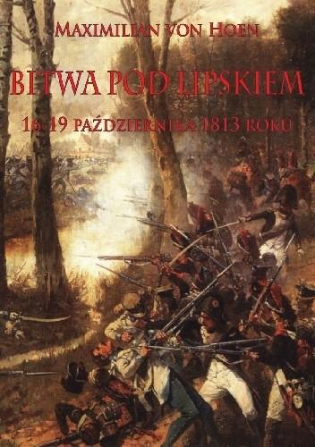 Okładka książki Bitwa pod Lipskiem