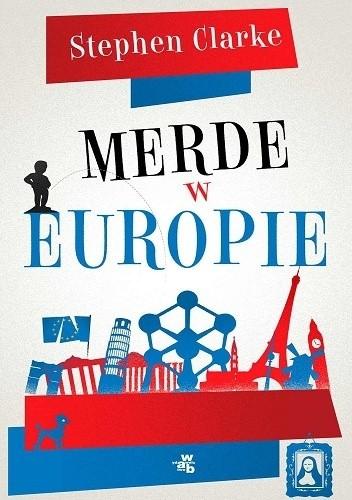 Okładka książki Merde w Europie