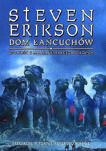 Okładka książki Dom Łańcuchów