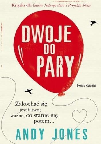 Okładka książki Dwoje do pary