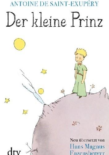 Okładka książki Der kleine Prinz