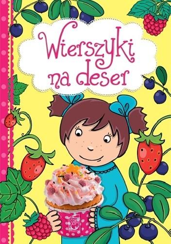 Okładka książki Wierszyki na deser