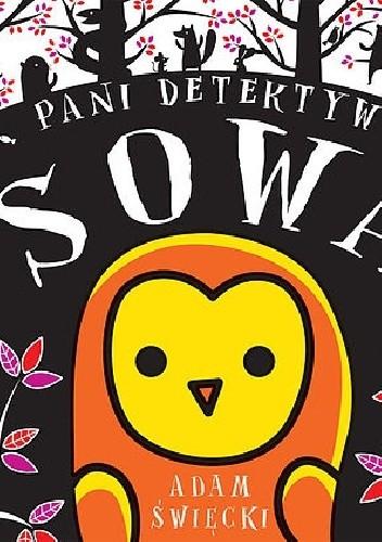 Okładka książki Pani Detektyw Sowa