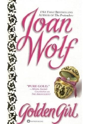 Okładka książki Golden Girl