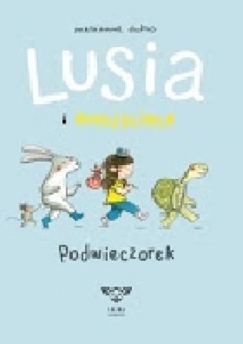 Okładka książki Lusia i przyjaciele. Podwieczorek