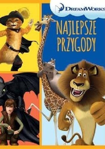 Okładka książki Najlepsze przygody