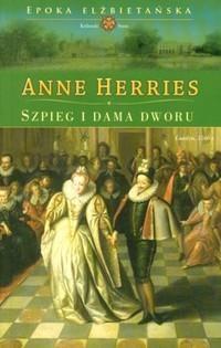 Okładka książki Szpieg i dama dworu