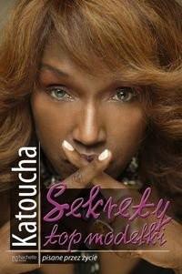 Okładka książki Katoucha - Sekrety top modelki