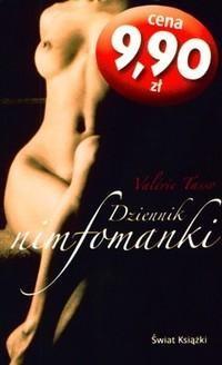 Okładka książki Dziennik nimfomanki